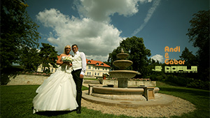 Andi és Gábor <br /> &#8211; Cinematic Wedding Film, Tokaj <br />2012