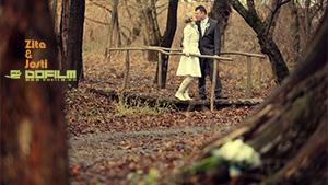 Zita és Josti <br /> &#8211; Winter Wedding Film, Fenyőharaszt 2011