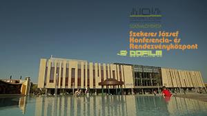 Szekeres József Konferencia- és Rendezvényközpont <br /> &#8211; Image Film