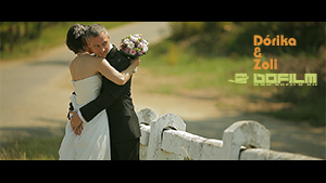 Dórika &#038; Zoli <br /> – Eastern Wedding Film, Tunyogmatolcs 2013