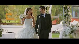 Gréti &#038; Nikosz <br /> – Autumn Wedding Film, Budapest 2013