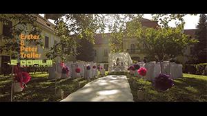 Eszter &#038; Péter <br /> – Wedding Film Trailer, Zalaszentgrót 2014