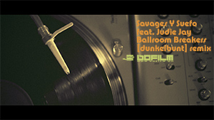 Savages Y Suefo – Ballroom Breakers feat. Judie Jay – [dunkelbunt] Remix (Official Music Video)