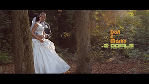Dóri &#038; Márkó <br /> &#8211; Wedding Film 2014