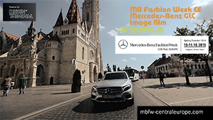 MB Fashion Week CE 2015 <br /> – Mercedes-Benz GLC image film