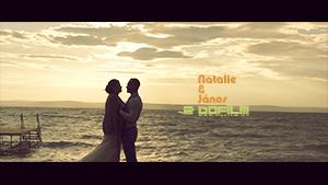 Natalie & János <br /> – Wedding film 2017