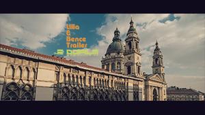 Lilla & Bence <br /> – Wedding film trailer 2018