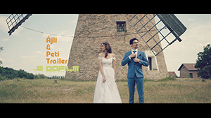 Ájli & Peti <br /> – Wedding film trailer 2019