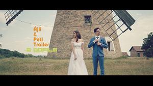 Ájli & Peti <br /> – Wedding film trailer 2019