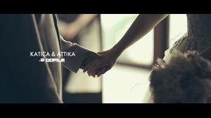 Katica és Attika <br /> – Wedding film 2020