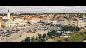 Anita & Gergő <br /> – Wedding film trailer 2020