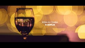 Réka & Csaba <br /> – Wedding film 2020