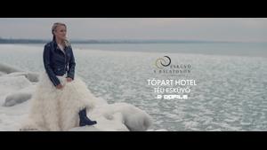 Tópart Hotel <br /> – Téli esküvő promó 2021
